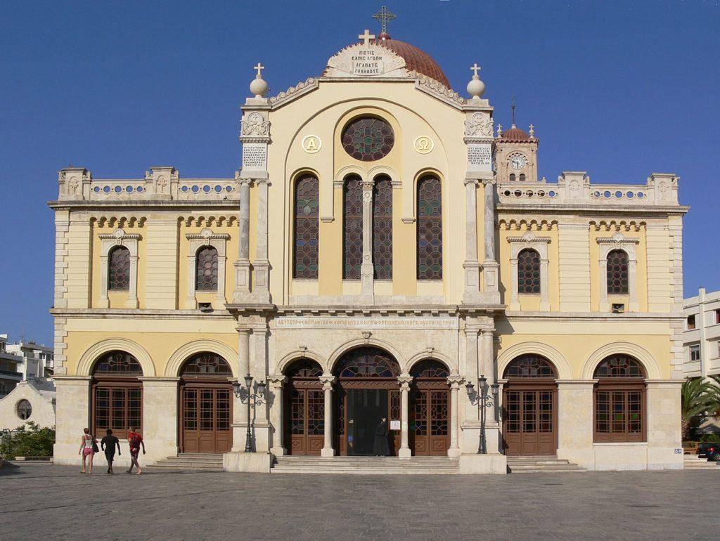 Οι επετειακές εκδηλώσεις της Εκκλησίας της Κρήτης για την Εθνική μας Παλιγγενεσία