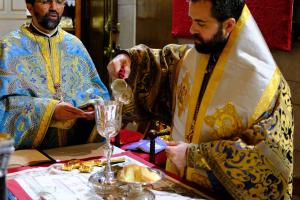 Οι Έλληνες του Παρισιού εόρτασαν τα Θεοφάνεια