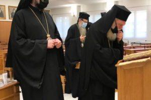 Συγκαλείται εκτάκτως η ΔΙΣ τη Δεύτερα από τον Αρχιεπίσκοπο- Θέμα η απόφαση της Κυβέρνησης να κλείσει τους ναούς τα Θεοφάνεια !