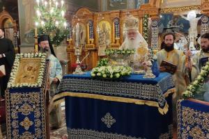Δημητριάδος Ιγνάτιος: «Δεν θα ενδώσουμε στον διχασμό και στην διαίρεση»  Με ελπίδα εορτάστηκαν τα Θεοφάνεια στον Βόλο
