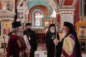 Η Εορτή του Αγίου και Μεγάλου Βασιλείου στην Τρίπολη