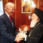Το Οικ. Πατριαρχείο εκφράζει την ικανοποίησή του για δύο πρώτες αποφάσεις του Joe Biden