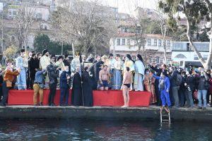 Ο εορτασμός των Θεοφανείων στο Φανάρι