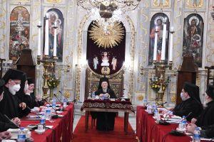 Το ανακοινωθέν του Οικουμενικού Πατριαρχείου για το τριήμερο των εργασιών της Ιεράς Συνόδου