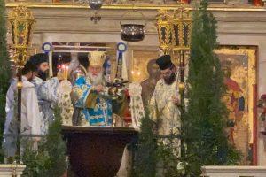 Απολογητικό κήρυγμα του Μητροπολίτη Κερκύρας με αιχμές…. αφού έδιωξε τις κάμερες.