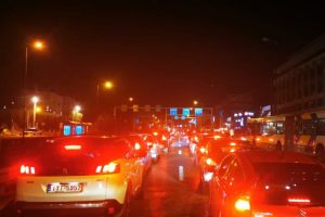Απαγόρευση κυκλοφορίας: Σαρωτικοί έλεγχοι της ΕΛΑΣ – Μεγάλο μποτιλιάρισμα στην Κηφισίας