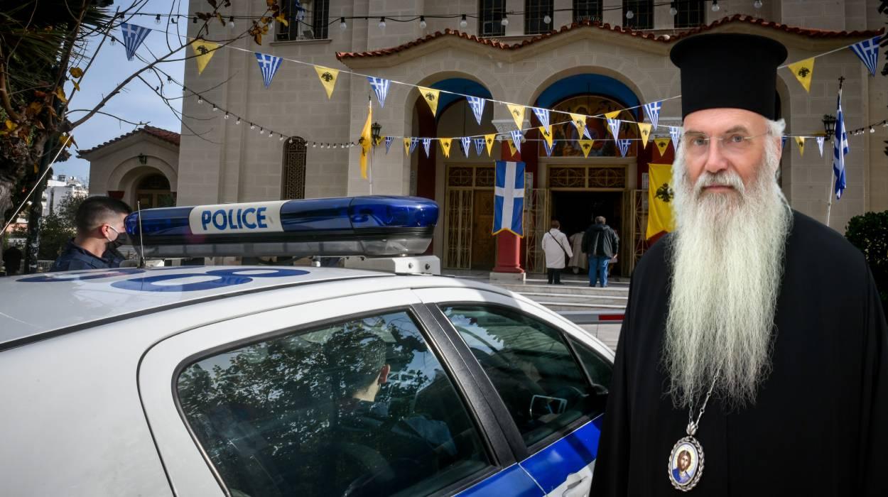 """Μεσογαίας Νικόλαος: """"Μας κυνηγάνε – Η κυβέρνηση παρέκαμψε την Εκκλησία 7 φορές""""- Στον εκπρόσωπο τύπου της Μητρόπολης Μεσσηνίας να τα πει αυτά!"""