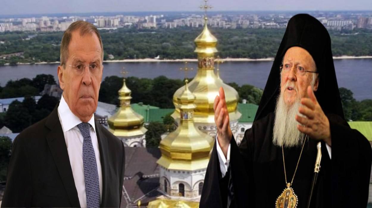 "You are currently viewing Λάβρος ο… Λαβρόφ κατά Οικ. Πατριάρχη Βαρθολομαίου: ""Είναι συνεργάτης των ΗΠΑ σε αποστολή να «θάψει» την επιρροή της Ορθοδοξίας"""