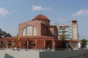 Αναρχικό «παραλήρημα» με στόχο τον Ιερό Ναό Αγίου Αντωνίου στο Περιστέρι