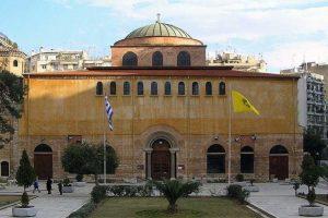 Η Μητρόπολη Θεσσαλονίκης για την εκδημία του Χ. Ταλιαδώρου