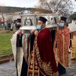 Τον Πολιούχο της Άγιο Γρηγόριο το Θεολόγο εόρτασε η Νέα Καρβάλη και όλη η Καβάλα
