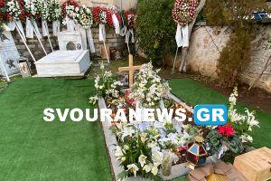 Γέμισε λουλούδια ο τάφος του Καστορίας Σεραφείμ