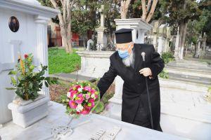Ο Οικουμενικός Πατριάρχης τίμησε τη μνήμη του τελευταίου Σχολάρχου της Χάλκης Μητροπολίτου Σταυρουπόλεως Μαξίμου