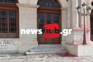 Ηράκλειο Κρήτης: Βανδάλισαν την εκκλησία του Αγίου Μηνά