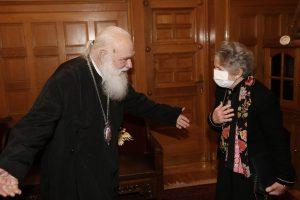 Συναντήσεις Αρχιεπισκόπου