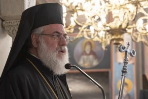"""Ιλίου Αθηναγόρας: """"Η Εκκλησία έχει προσφύγει στο ΣτΕ για τα Θεοφάνεια"""""""