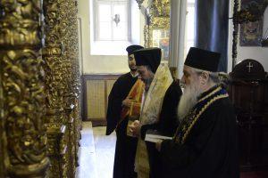 Η Θεολογική Σχολή της Χάλκης τιμά τον τελευταίο Σχολάρχη της Σταυρουπόλεως Μάξιμο