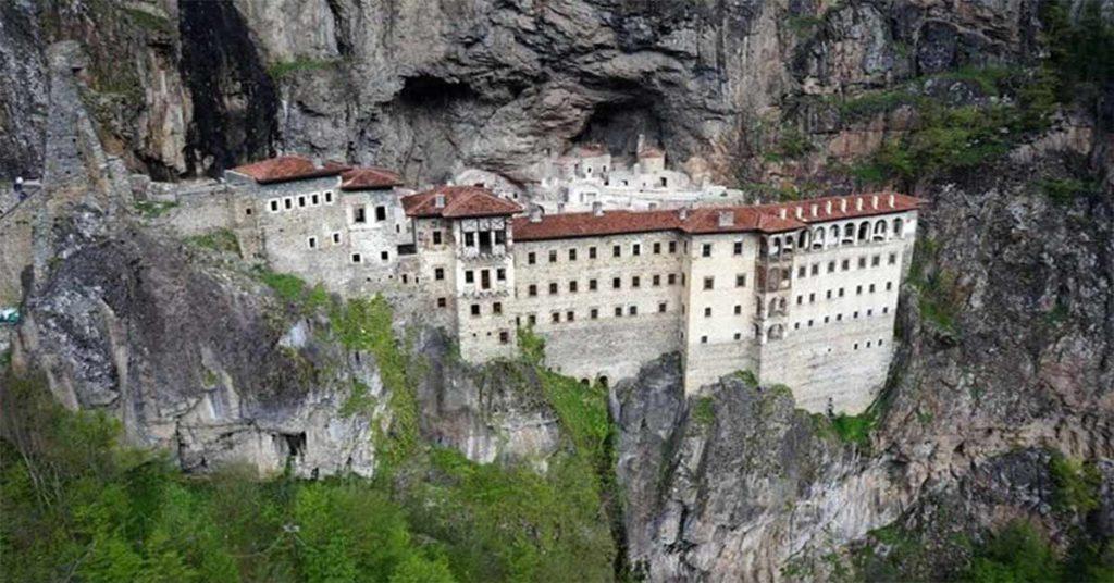 """Τουρκικό Πρακτορείο Anadolu: """"Τουρκικό μοναστήρι"""" η Παναγία Σουμελά"""
