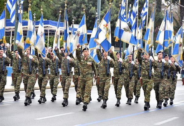 25η Μαρτίου: Κανονικά η στρατιωτική παρέλαση – Πρόσκληση σε Πούτιν, Μακρόν και Κάρολο