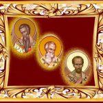 Οι Τρείς Ιεράρχες
