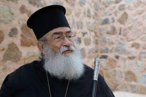 Πατρικές διευκρινίσεις από τον Αρχιεπίσκοπο Σιναίου κ. Δαμιανό
