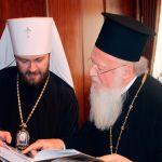 Οι άστοχες δηλώσεις του Ιλαρίωνα για το Φανάρι πρόδωσαν τις προθέσεις των Ρώσων