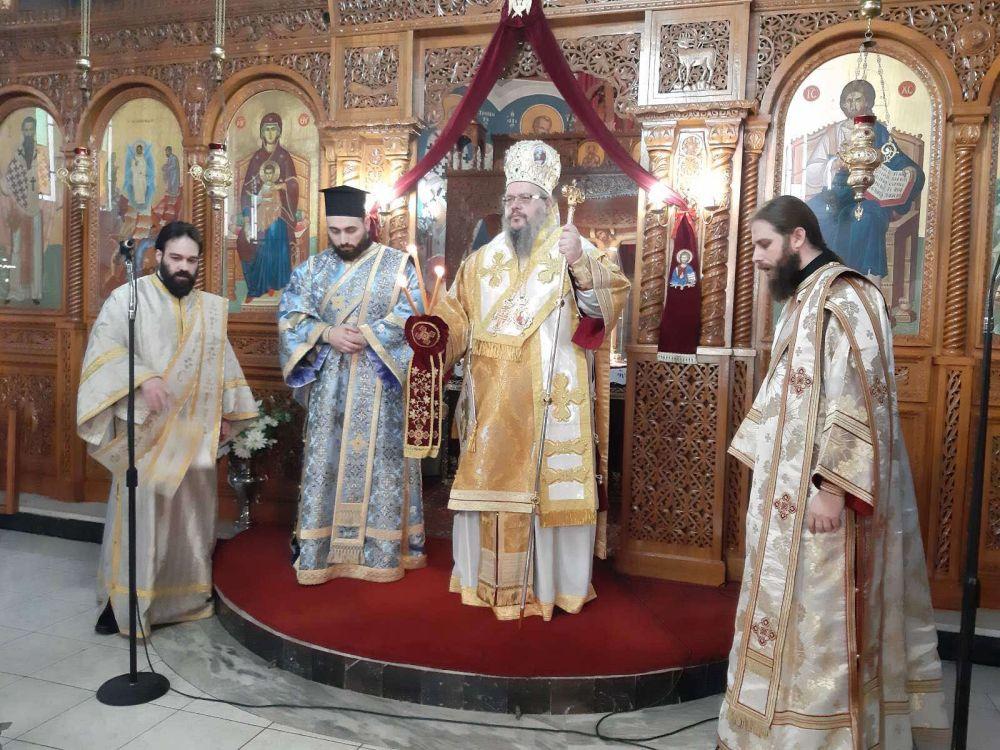 Νέος Διάκονος για την Ι. Μητρόπολη Λαρίσης και Τυρνάβου