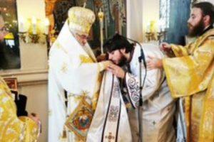 Εις διάκονο χειροτονία του π. Κωνσταντίνου Κωνσταντάκη από τον Σεβ. Μητροπολίτη Εδέσσης κ Ιωήλ