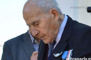 Απεβίωσε ο Γιώργος Καρασούλης, ένας από τους τελευταίους εν ζωή ιερολοχίτες