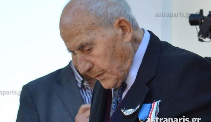You are currently viewing Απεβίωσε ο Γιώργος Καρασούλης, ένας από τους τελευταίους εν ζωή ιερολοχίτες