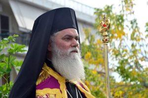Έκφραση συγχαρητηρίων στον Πανοσ. Αρχιμ., Αθηναγόρα Ζηλιασκόπουλο, για τη θέση του Αρχιγραμματέως της Ιεράς Επαρχιακής Συνόδου της Αρχιεπισκοπής Αμερικής