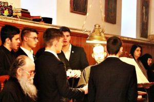 Η εορτή των Τριών Ιεραρχών στην Πατριαρχική Σχολή Σιών