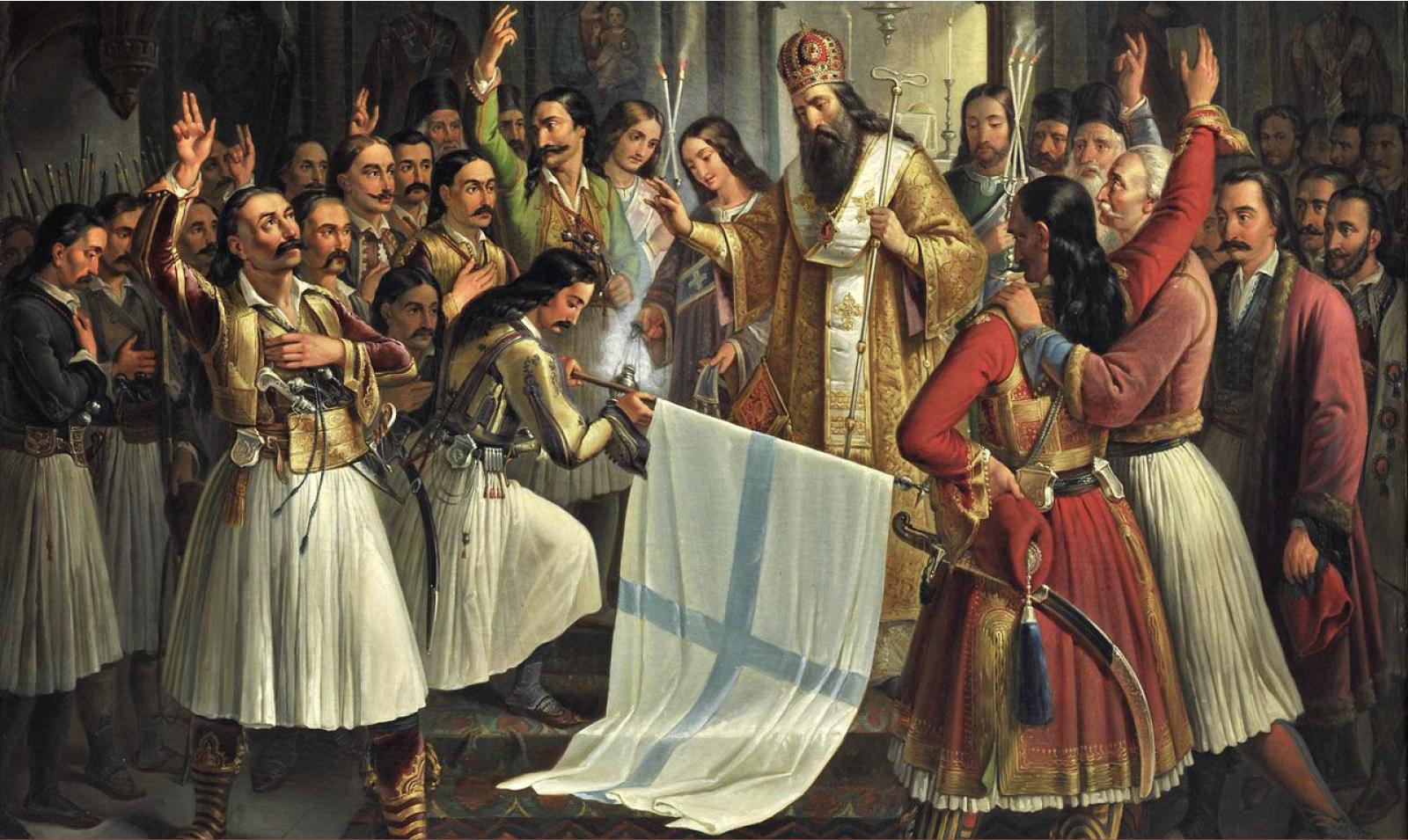 Παρουσίαση του ειδικού μεταλλίου της Εκκλησίας για την επέτειο των 200 ετών από την έναρξη της επανάστασης του 1821