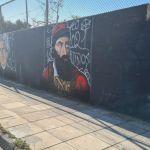 Μια αξιέπαινη πρωτοβουλία του Δήμου Ελληνικού – Αργυρούπολης: Εντυπωσιακό γκράφιτι με 12 ήρωες της Επανάστασης