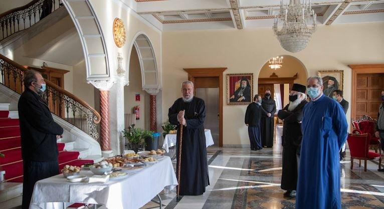 43 έτη Αρχιερατείας του Αρχιεπισκόπου Κύπρου Χρυσοστόμου Β΄