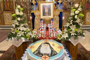 Τελέστηκε το τεσσαρακονθήμερο μνημόσυνο του Μητροπολίτη Καστορίας Σεραφείμ
