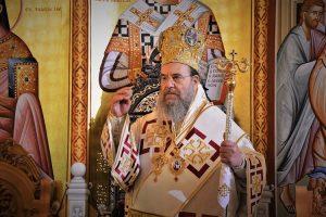 Η εορτή του Αγίου Θεοκλήτου του Φαρμάκου και τα ονομαστήρια του Σεβ. Ιερισσού στο Μητροπολητικό Παρεκκλήσιο της Αρναίας
