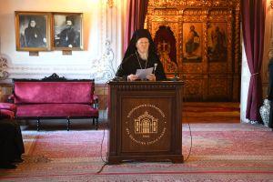 Ο Πατριάρχης Βαρθολομαίος για την Θεολογική Σχολή της Χάλκης