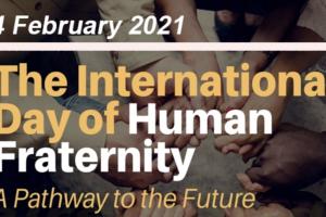 Ο Μητροπολίτης Γαλλίας Εμμανουήλ  στην Παγκόσμια Ημέρα Ανθρώπινης Αδελφοσύνης