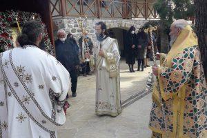 Κύμη: Πανήγυρις Ι.Μ. Αγίου Χαραλάμπους Λευκών – Αυλωναρίου