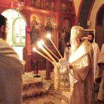 Η εορτή της Αγίας Φωτεινής της Σαμαρείτιδος στην Ι.Μ. Κορίνθου