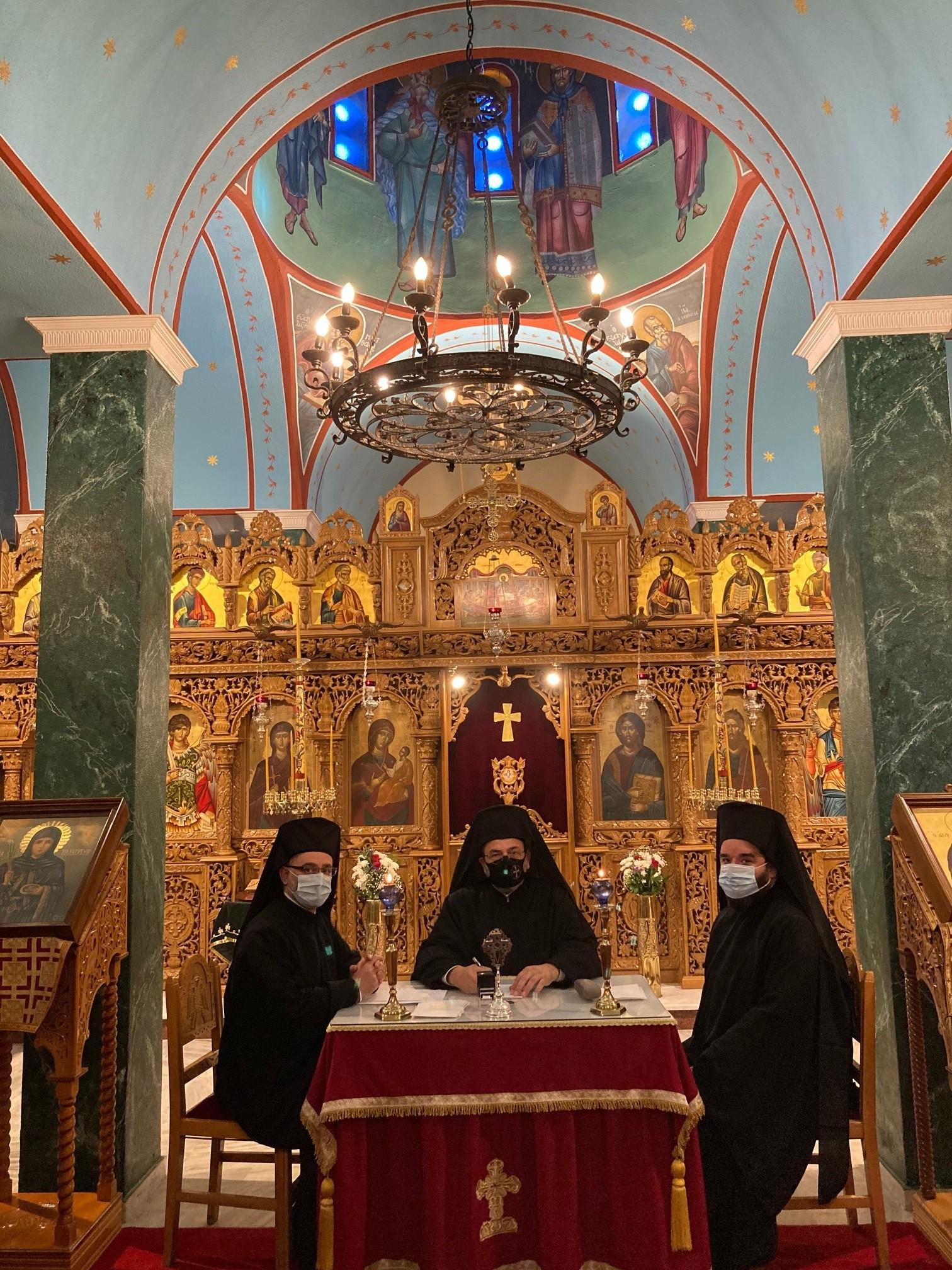 Νέος Ηγούμενος στην ιστορική Ιερά Μονή Αγίας Παρασκευής Διδυμοτείχου