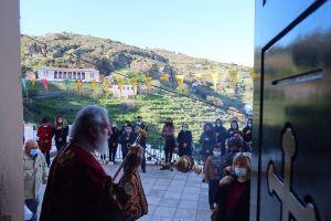 Λάμπουσα η Κέα τίμησε τον Προστάτη της Άγιο Χαραλάμπη!