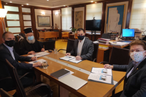 Χαλκίδα: Έπεσαν οι υπογραφές για την αποκατάσταση της πολιούχου Αγίας Παρασκευής