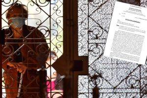 Η Εγκύκλιος της Συνόδου με τα ισχύοντα μέτρα για την λειτουργία των Εκκλησιών