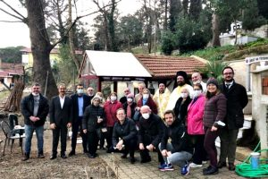 Ιερά Παράκληση στο Αγίασμα στο Νιχώρι του Βοσπόρου