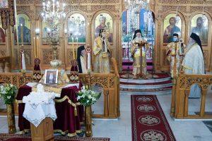 40νθήμερο Μνημόσυνο για τον Καστορίας Σεραφείμ στην Παναγία Σουμελά