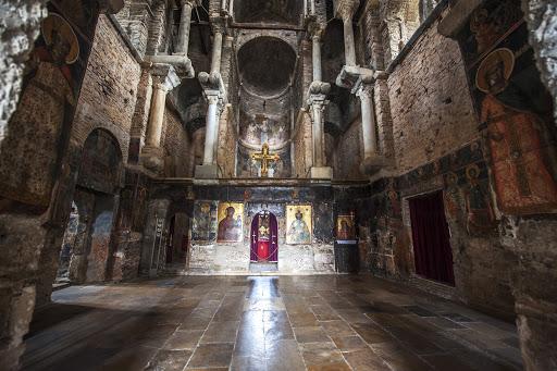Θα αποκατασταθεί ο ναός-μνημείο Βυζαντινής Τέχνης, της Παναγίας της Παρηγορήτισσας στην Άρτα…