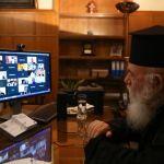 """Αρχιεπίσκοπος Ιερώνυμος : """"Ξέρω τι σημαίνει να ανακαλύπτεις κάτι νέο"""""""