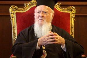 Ο Μητροπολίτης Λέρου ευχαρίστησε τον Οικ. Πατριάρχη Βαρθολομαίο για την θητεία του ως Συνοδικό μέλος